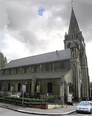 Photo de l'Église Saint-Gervais