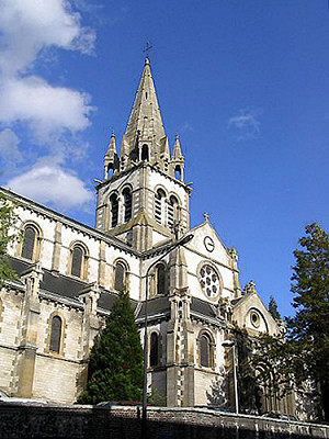 Photo de l'Église Saint-Hilaire