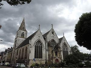 Photo de l'Église Saint-Vivien