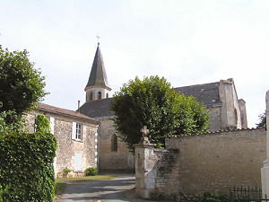Photo de l'Église Saint-Saturnin