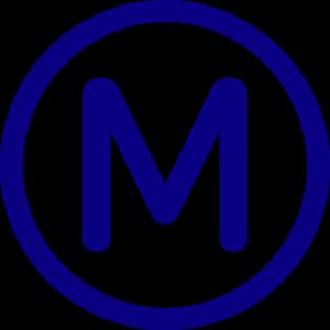 Logo Métro de Paris
